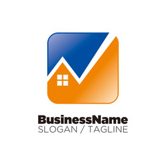 House Logo Real Estate