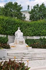 Kaiserin sissi Denkmal in wien