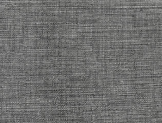 Dark gray fabric pattern, background texture
