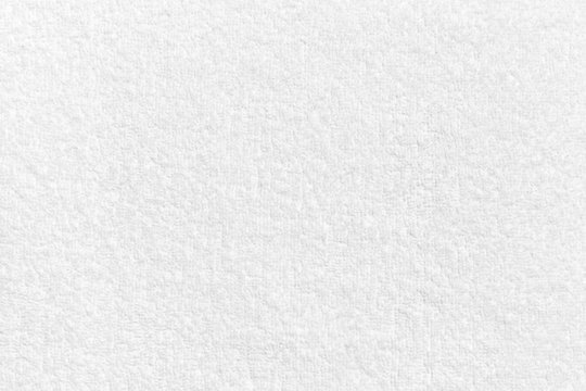 White natural cotton towel  background texture
