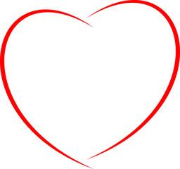 Cœur st valentin