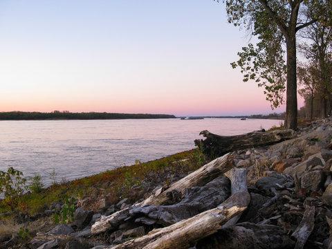 Mississippi River, Memphis, TN