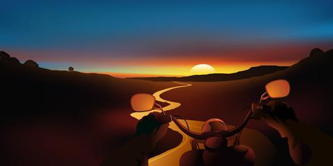 MOTO liberté biker