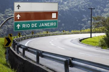 Road to Rio de Janeiro