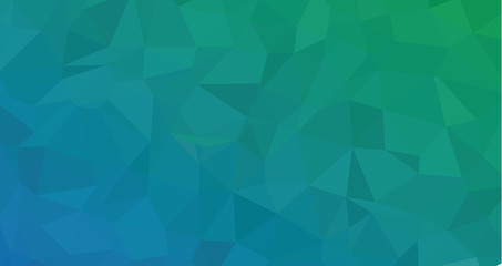 Triangle background. Colorful