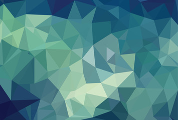 Polygonal Mosaic Background, Vector illustration, Business Desig