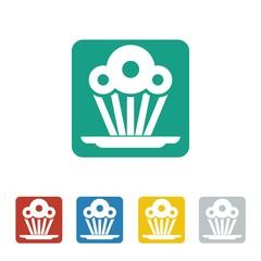 bakery logo icon Vector