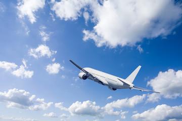 Poster Avion à Moteur 旅客機
