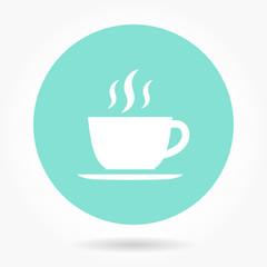Coffee - vector icon