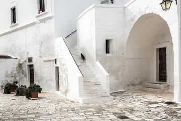 San Vito's abbey, Puglia