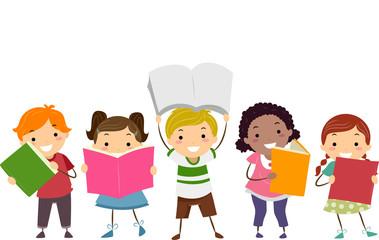 Stickman Kids Books