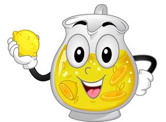 Lemonade Mascot
