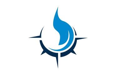 water navigation logo