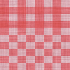 Seamless red and white striped texture