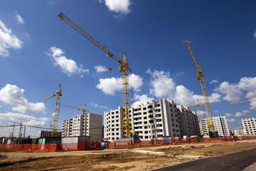 new construction  .  Belarus