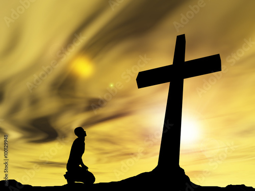 the religious concept of the jesus christ in christianity religion