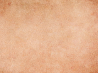 Tan Watercolor Paper Texture Background