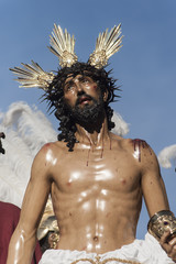 Jesús despojado de sus Vestiduras, semana santa de Sevilla