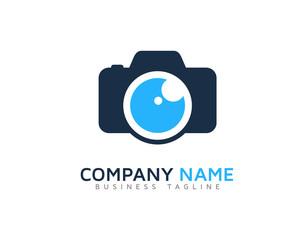 Vision Camera Logo Design Template