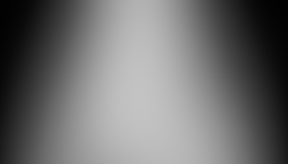 Abstract background. Smooth gradient background of black