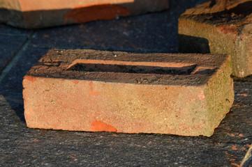 Group of bricks