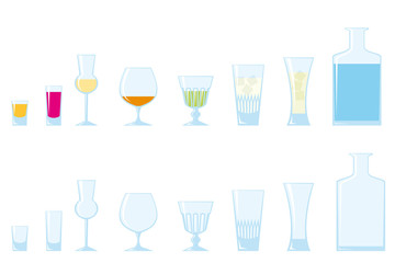 Collection of Glasses 8