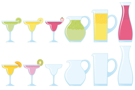Collection of Glasses 7