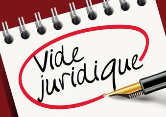 Justice - Vide Juridique