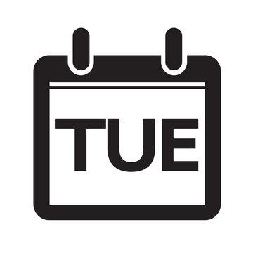 Day Calendar icon illustration sign design style