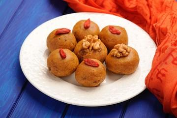 Vegan indian sweets