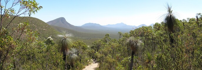 Stirling Range Nationalpark, South Western Australia