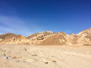 Death Valley Nationalpark, Amargosa Range unterhalb von Amargosa Range
