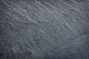 black slate background or texture