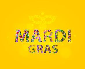 Mardi Gras Circles