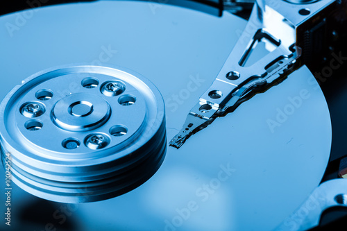 how to clean up hard disc