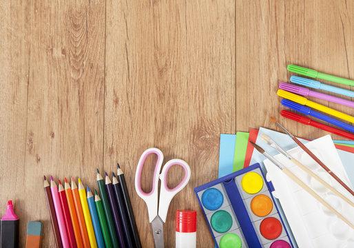 malen und basteln