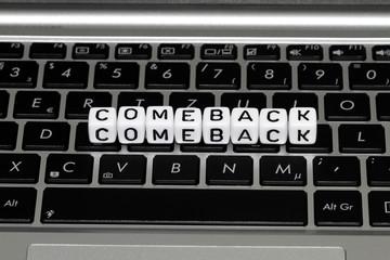 Comebackversuch