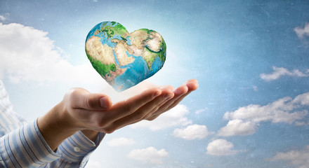 Future of our planet in your hands