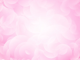 abstract pink love background