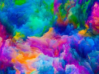 Propagation of Colors