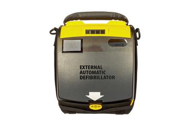 External automatic defibrillator