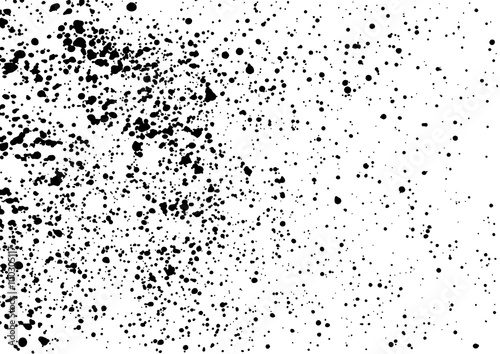 splatter background black calligraphy ink splats spray paint drops
