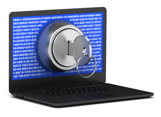 Laptop information security