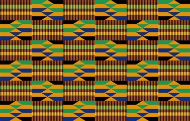Kente Background