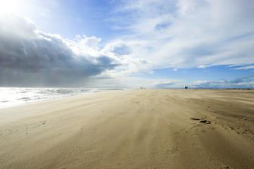 plage sauvage d'Espiguette