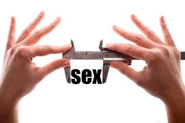 Less sex metaphor