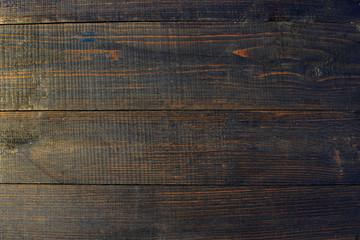 vintage texture from dark wooden boards
