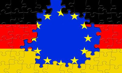 germany europe puzzle 2