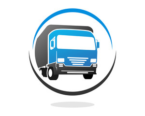 Logistic Truck Transport Delivery