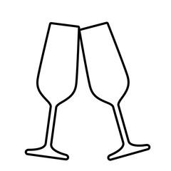 Conceptual line icon
